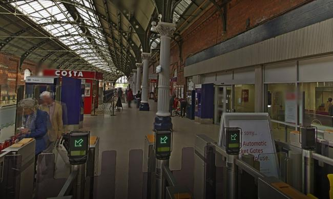 Train services cancelled and altered due to staff shortage