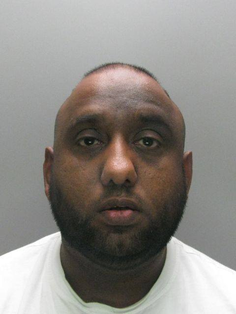 JAILED: Javid Khaliq