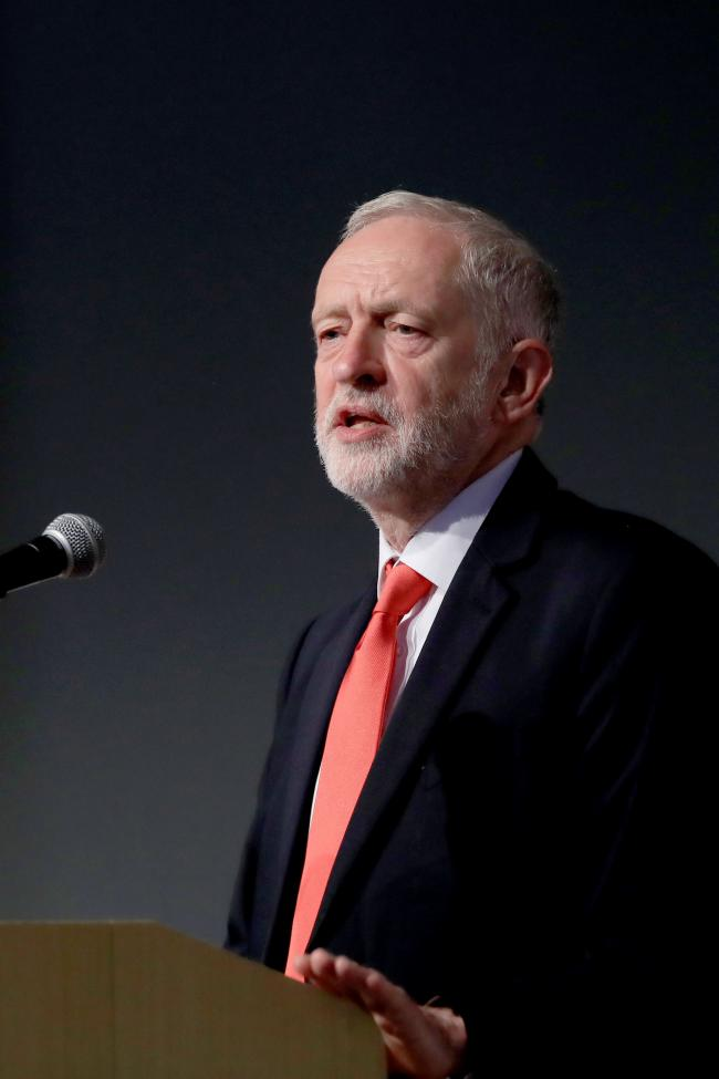 Does Jeremy Corbyn sense the weakness that could bring about a general election?