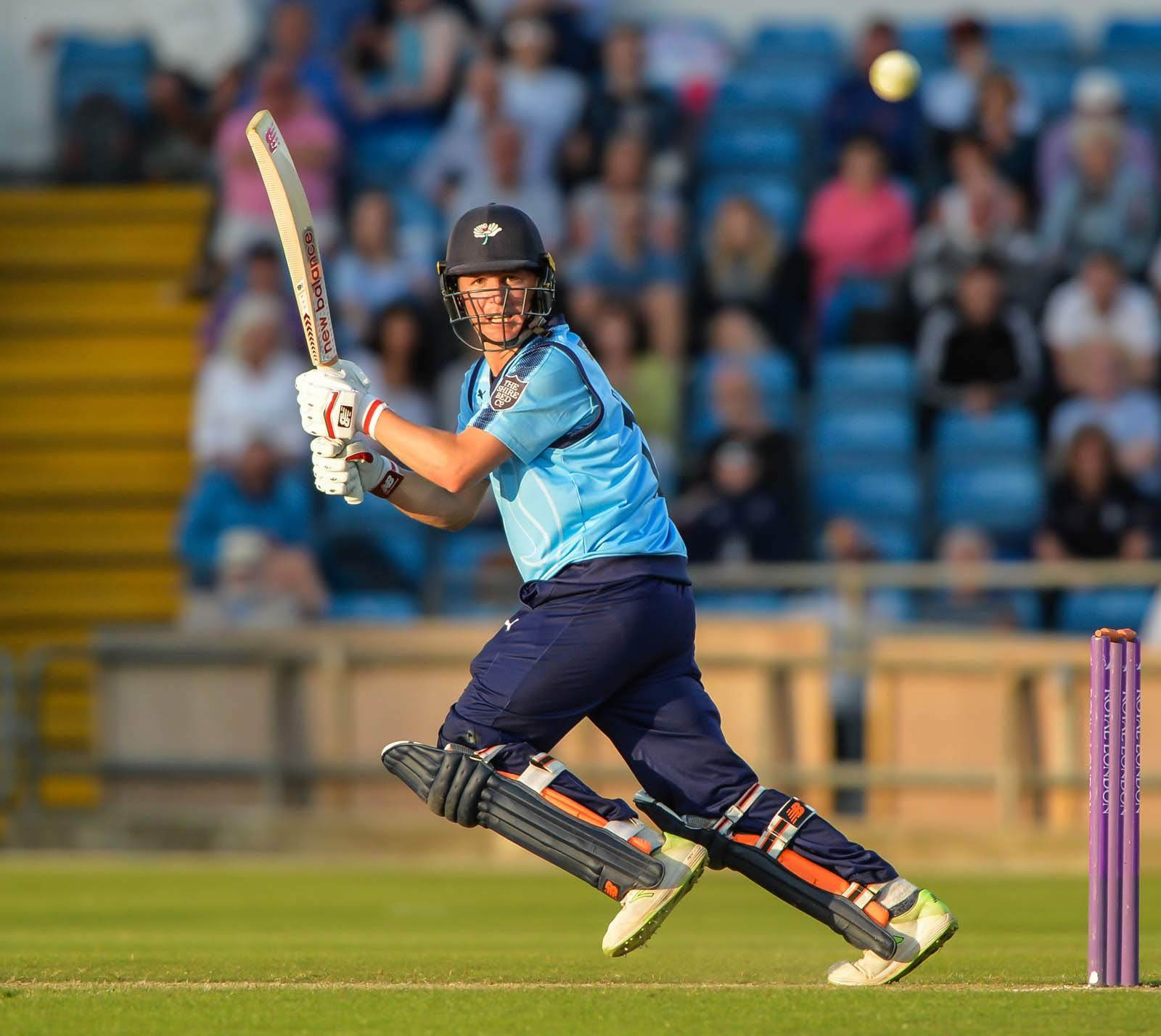 Gary Ballance will be look to be in the runs when Yorkshire face Surrey. Picture: Ray Spencer