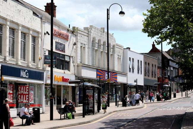 have your say on chester le street masterplan the northern echo