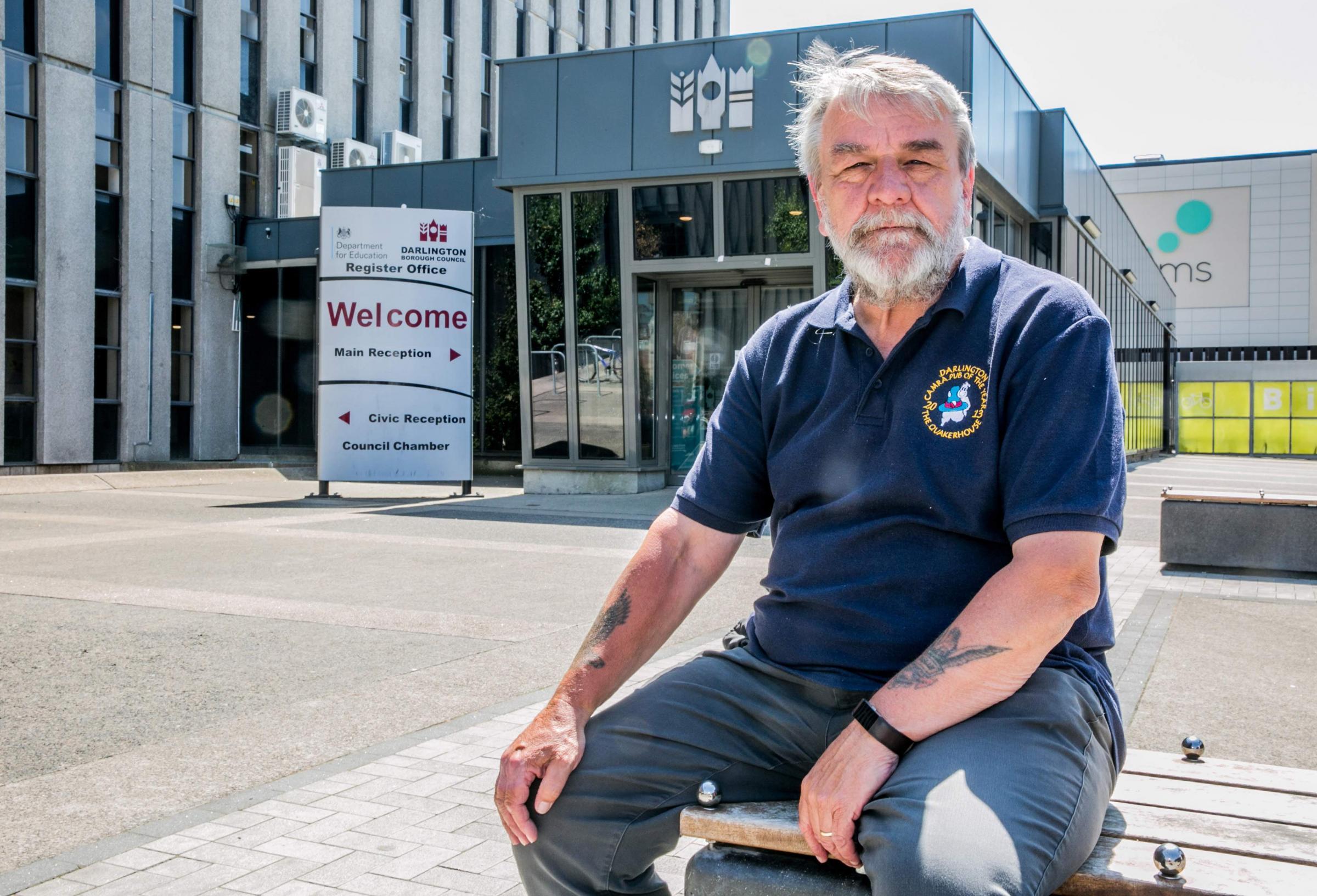Bill Dixon to resign as Darlington Borough