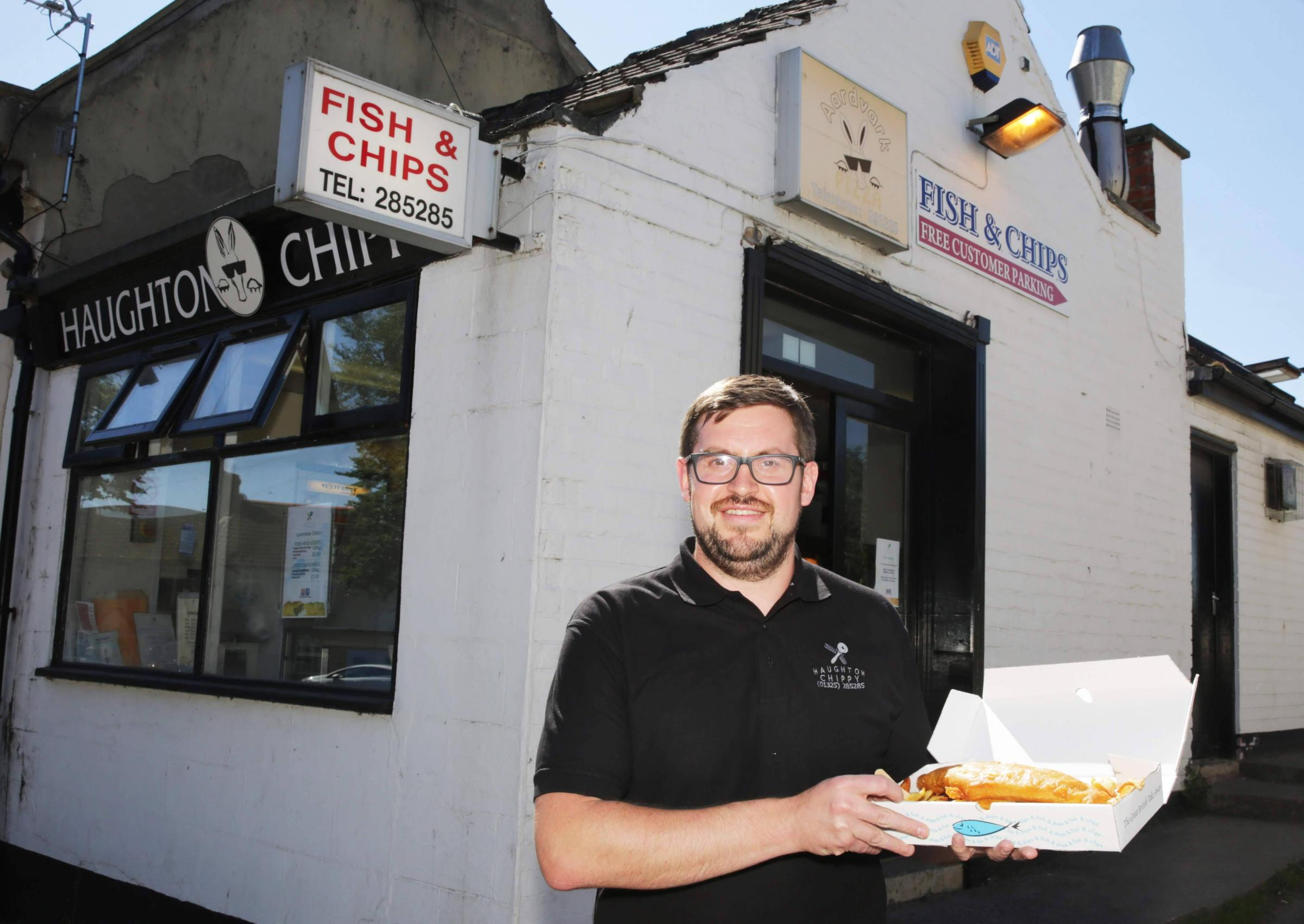 Darlington Fish And Chip Shop Owner Laments Strategy Of Just