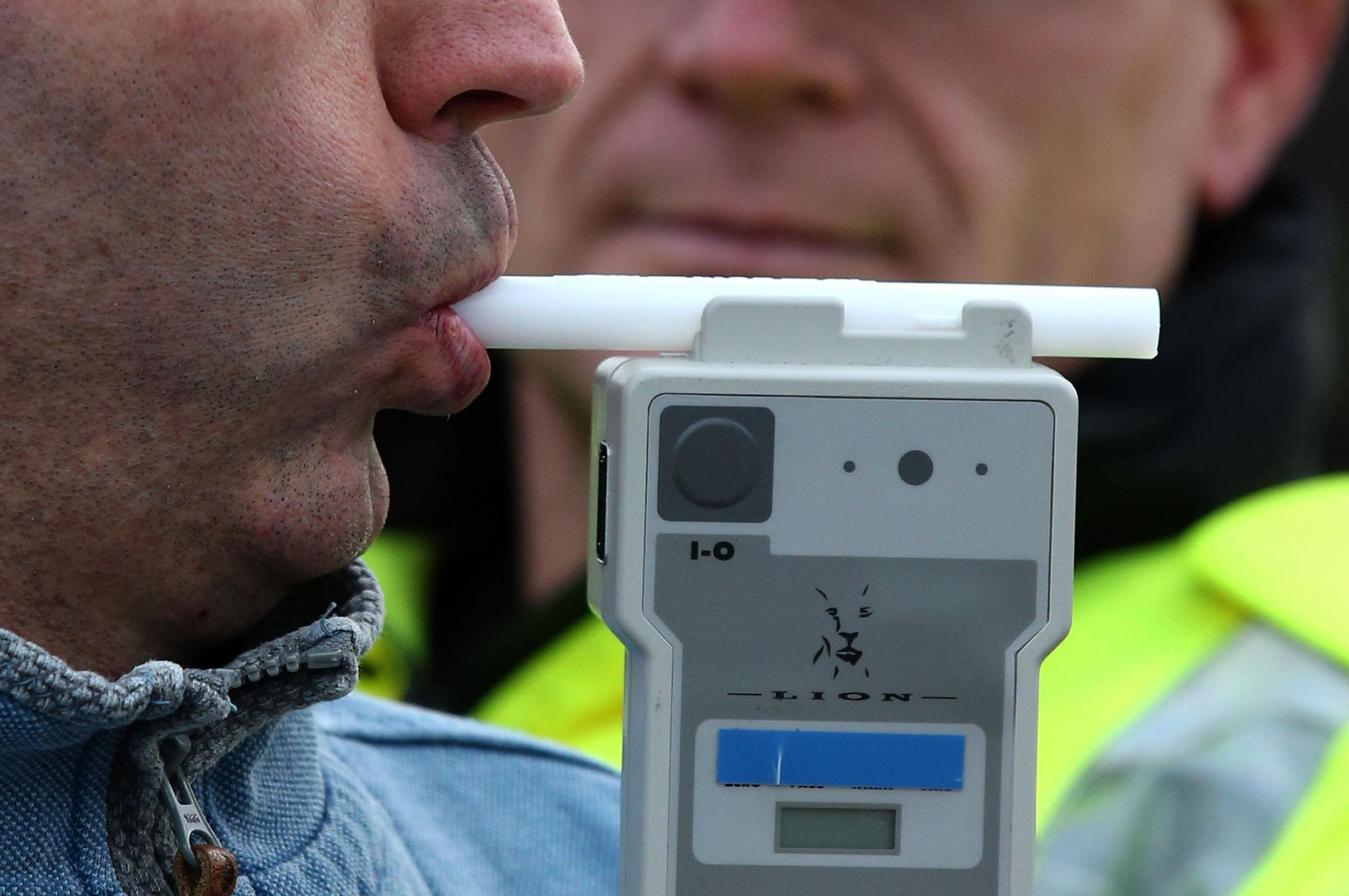 More than 20 motorists have been arrested in the first week of North Yorkshire Police's Christmas drink drive campaign.