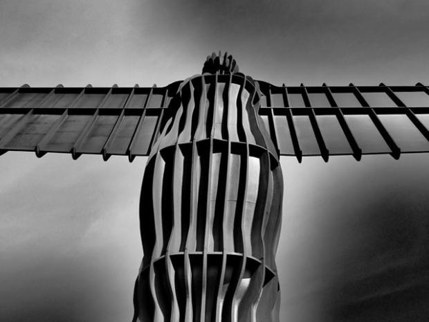 The Northern Echo: MONO: Angel of the North Picture: DAVID JOHNSON