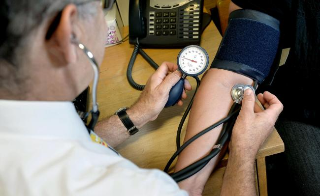 APPOINTMENTS: Access to GPs and other healthcare professionals will be made available on weekends and evenings in York. Picture: ANTHONY DEVLIN/PA WIRE