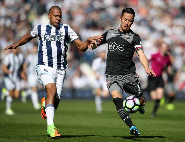 WANTED? West Bromwich Albion's Salomon Rondon