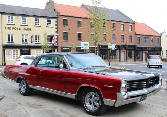 Bishop Auckland To Host Free Classic Car Show The Northern Echo - Vintage car show