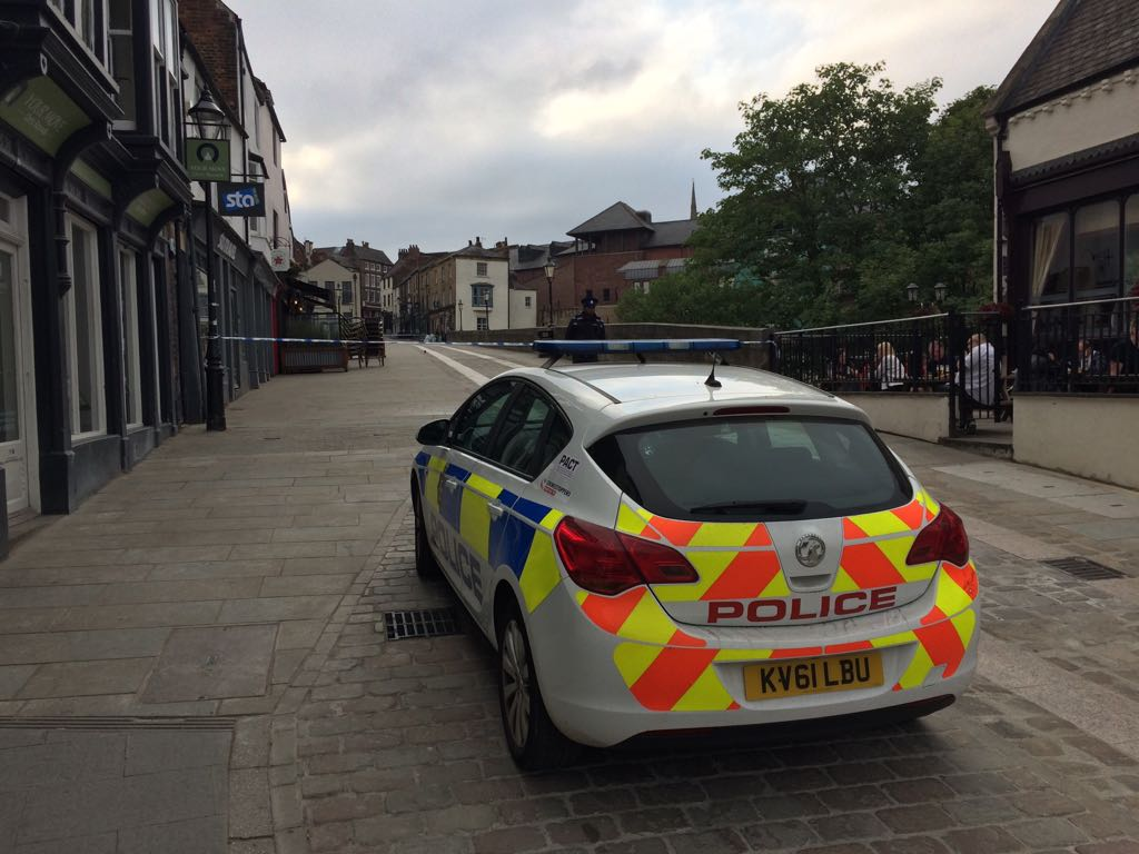 Woman Falls To Her Death From Building In Durham The Northern Echo