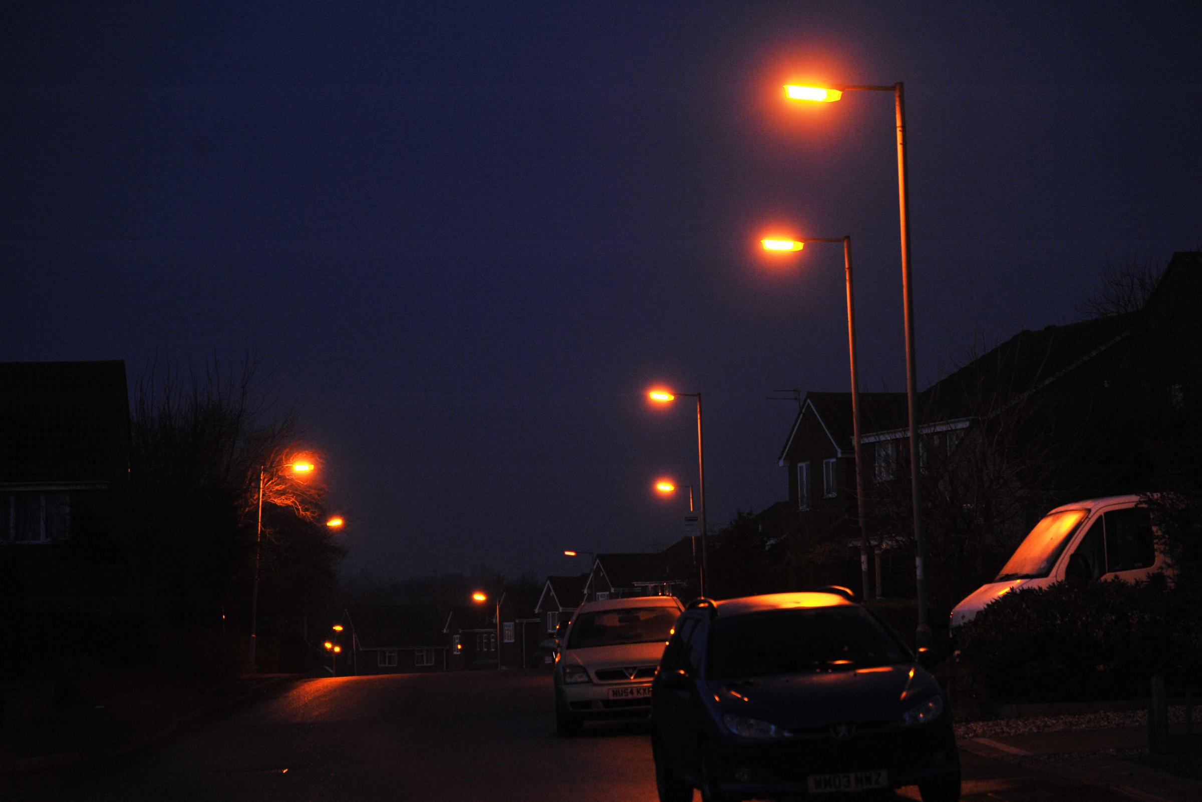 North Yorkshire County Council will consider spending £800,000 replacing street lights