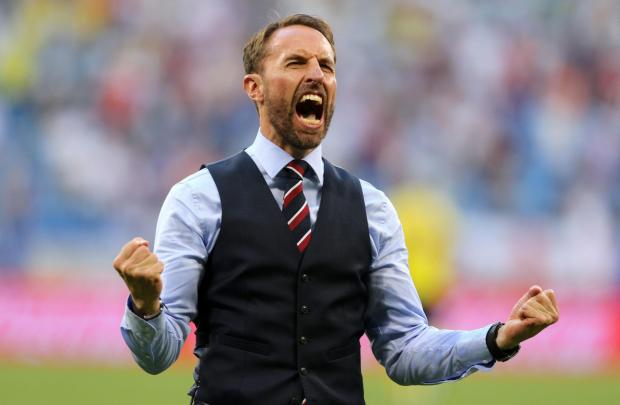 The Northern Echo: Gareth Southgate