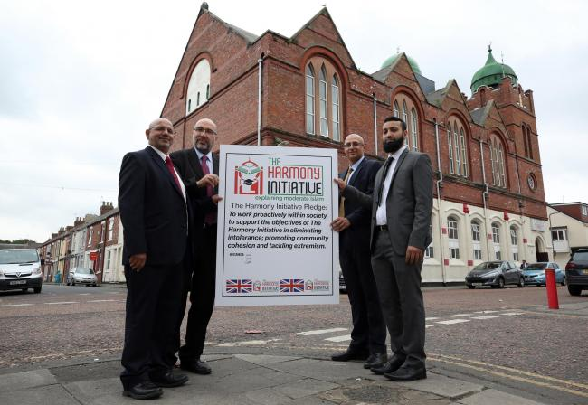 The Harmony Initiative, a North East-based educational programme tackling Islamic extremism, has been officially launched by Teesside-local, Ifty Rafiq.