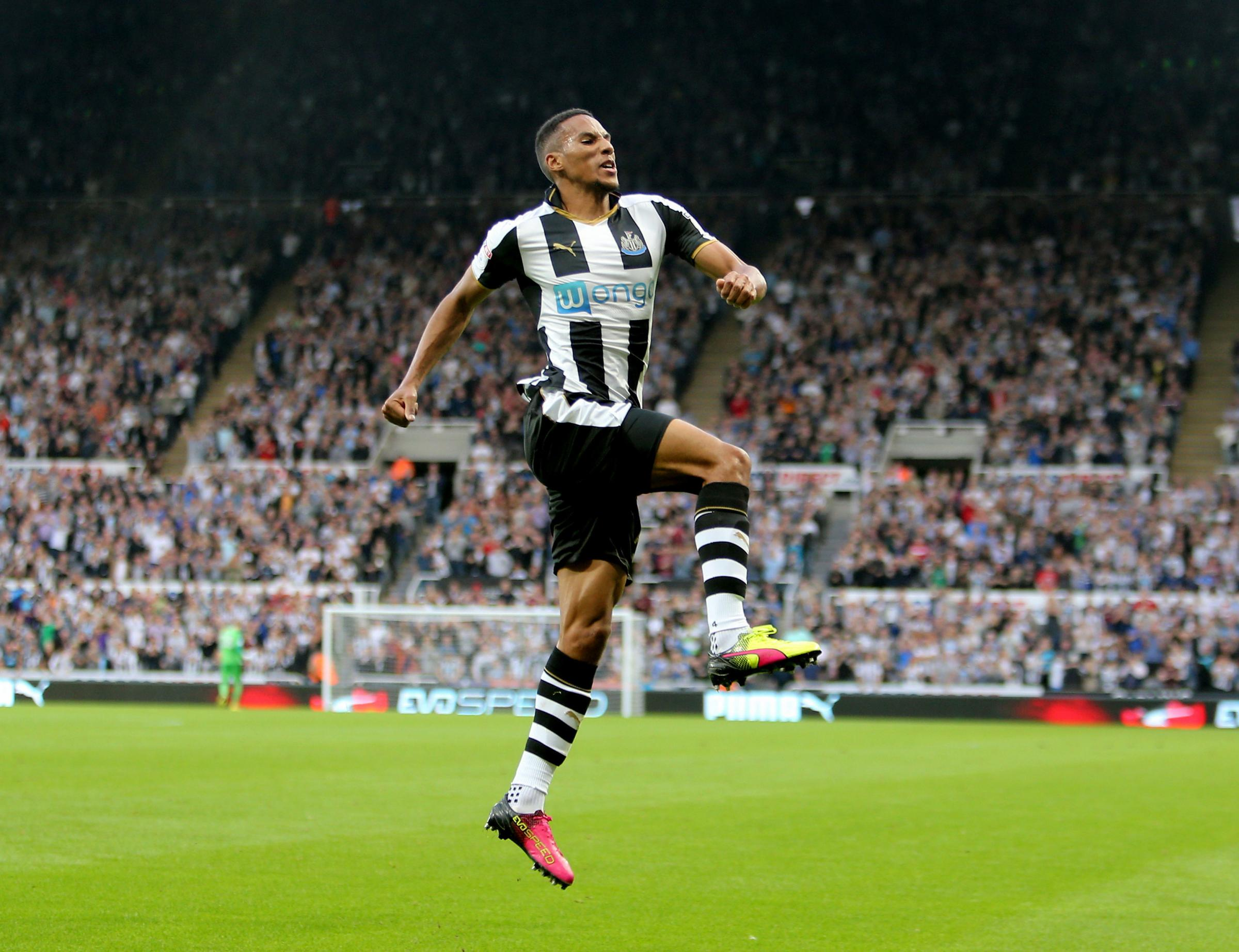 TRANSFER REQUEST: Isaac Hayden wants to leave Newcastle this summer because of family reasons
