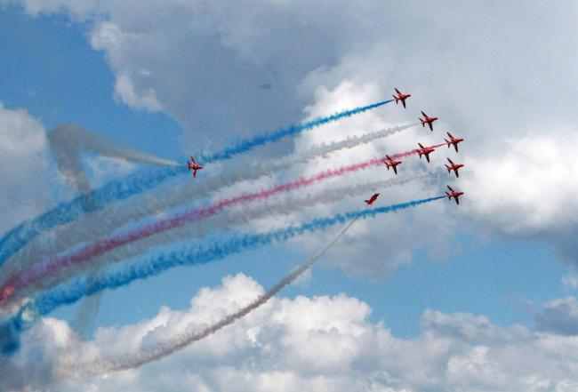 Sunderland Airshow cancelled for second year due to pandemic