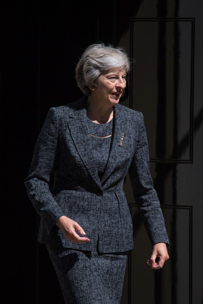 REST: The holiday season is upon Westminster, with political leaders including Prime Minister Theresa May in need of rest and recuperation Picture: DOMINIC LIPINSKI/PA