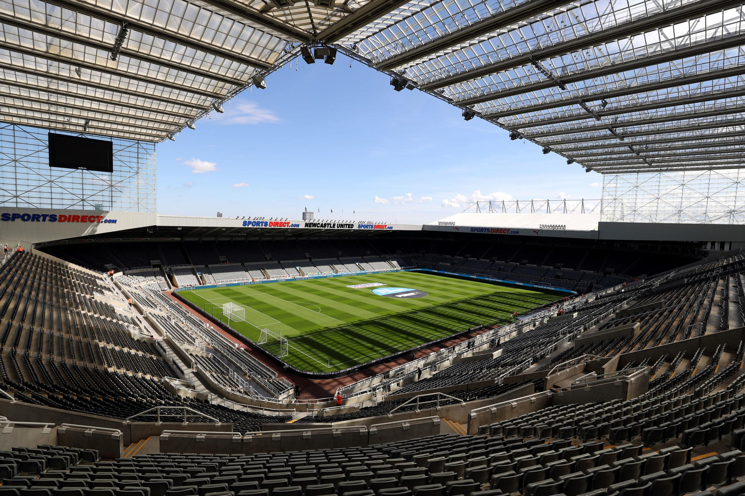 Newcastle to host England rugby international