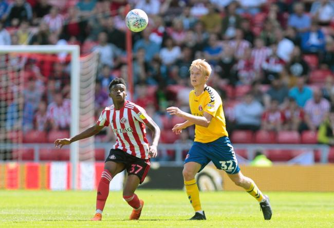 Bali Mumba will feature in the squad for Sunderland's Leasing.com Trophy game at Scunthorpe United