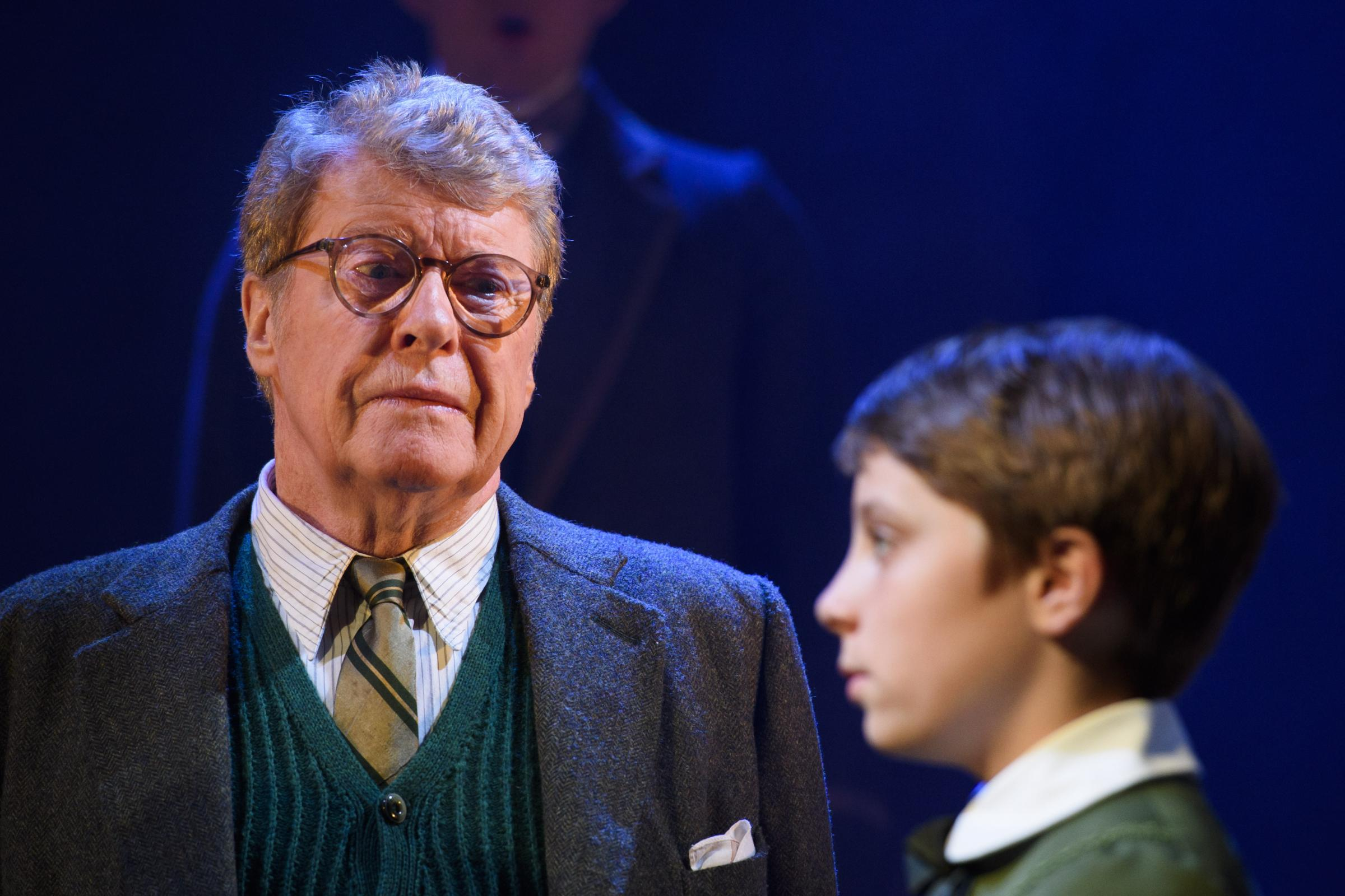 BATTLE: Actor Michael Crawford, pictured at the Apollo Theatre in London in March 2016, has spoken publicly about his battle with ME 									Picture: MATT CROSSICK/PA