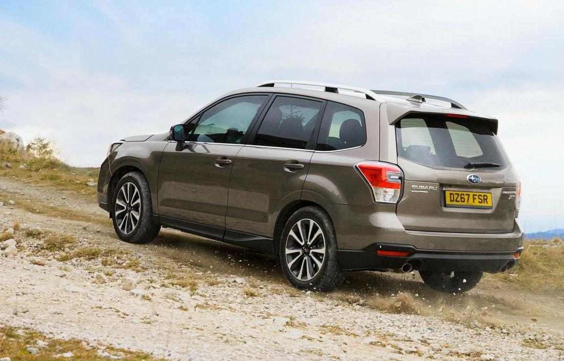 Tested Subaru Forester 2 0i Xe Premium Lineartronic Price 31 495