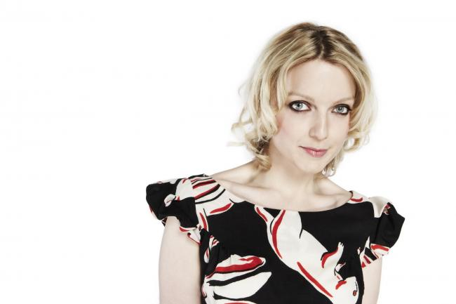 HOST: Lauren Laverne will host Radio 6 Music's Breakfast Show