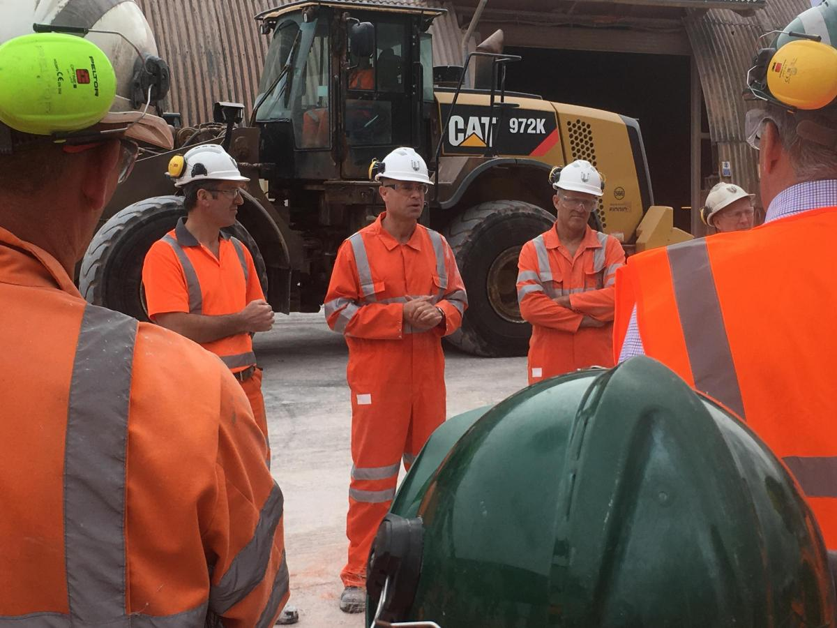 Jobs secure as Boulby mine stops potash production after 45