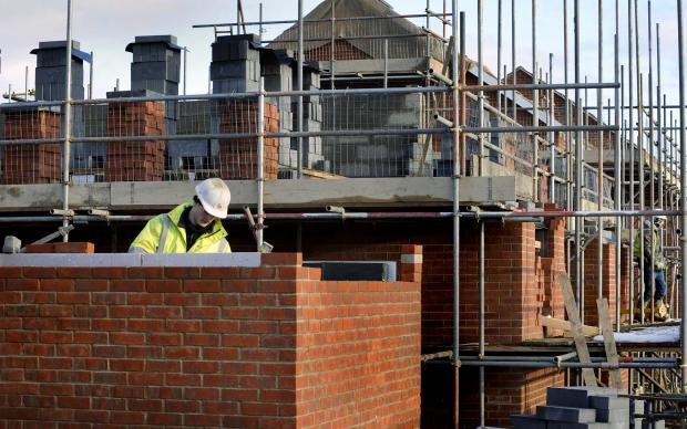 Just one third of region's housing need achieved last year, Labour warns