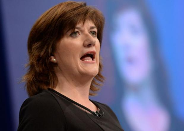 The Northern Echo: Nicky Morgan,