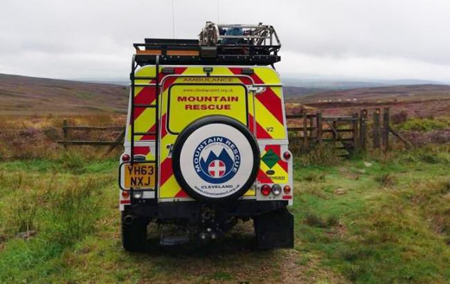 A dozen volunteers were involved in the search of Guisborough woods Picture: CMRT