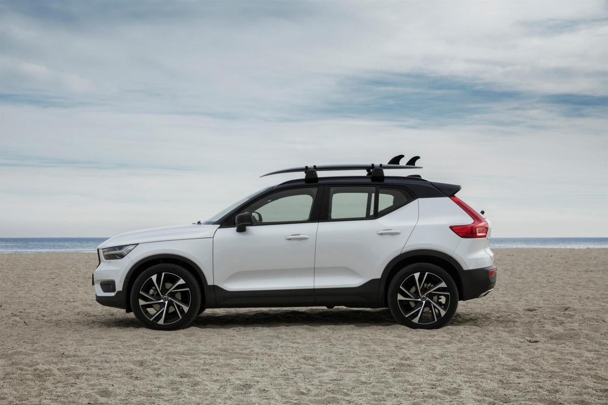 Tested Volvo Xc40 T5 Awd First Edition Automatic Price As Tested