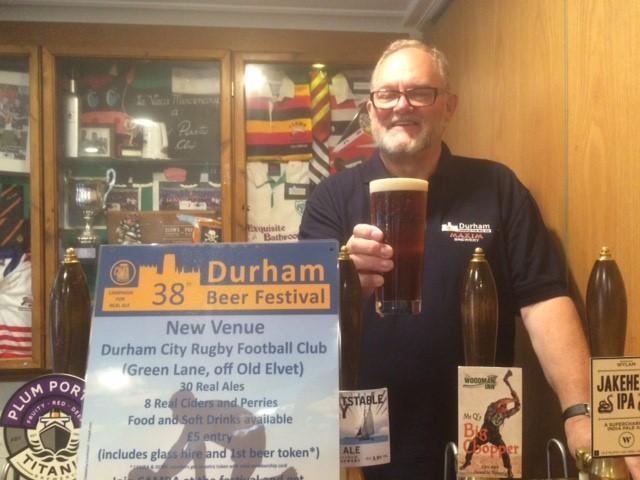 Durham Rugby Club Provides New Home For City S Long Standing Beer