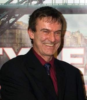 BNP regional organiser Ken Booth