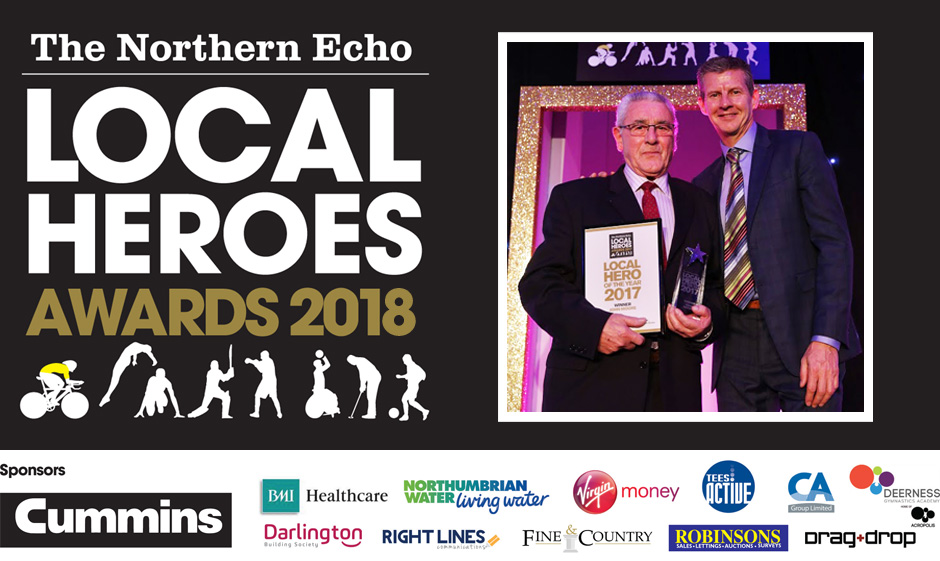 The Northern Echo: Local Heroes Awards 2018