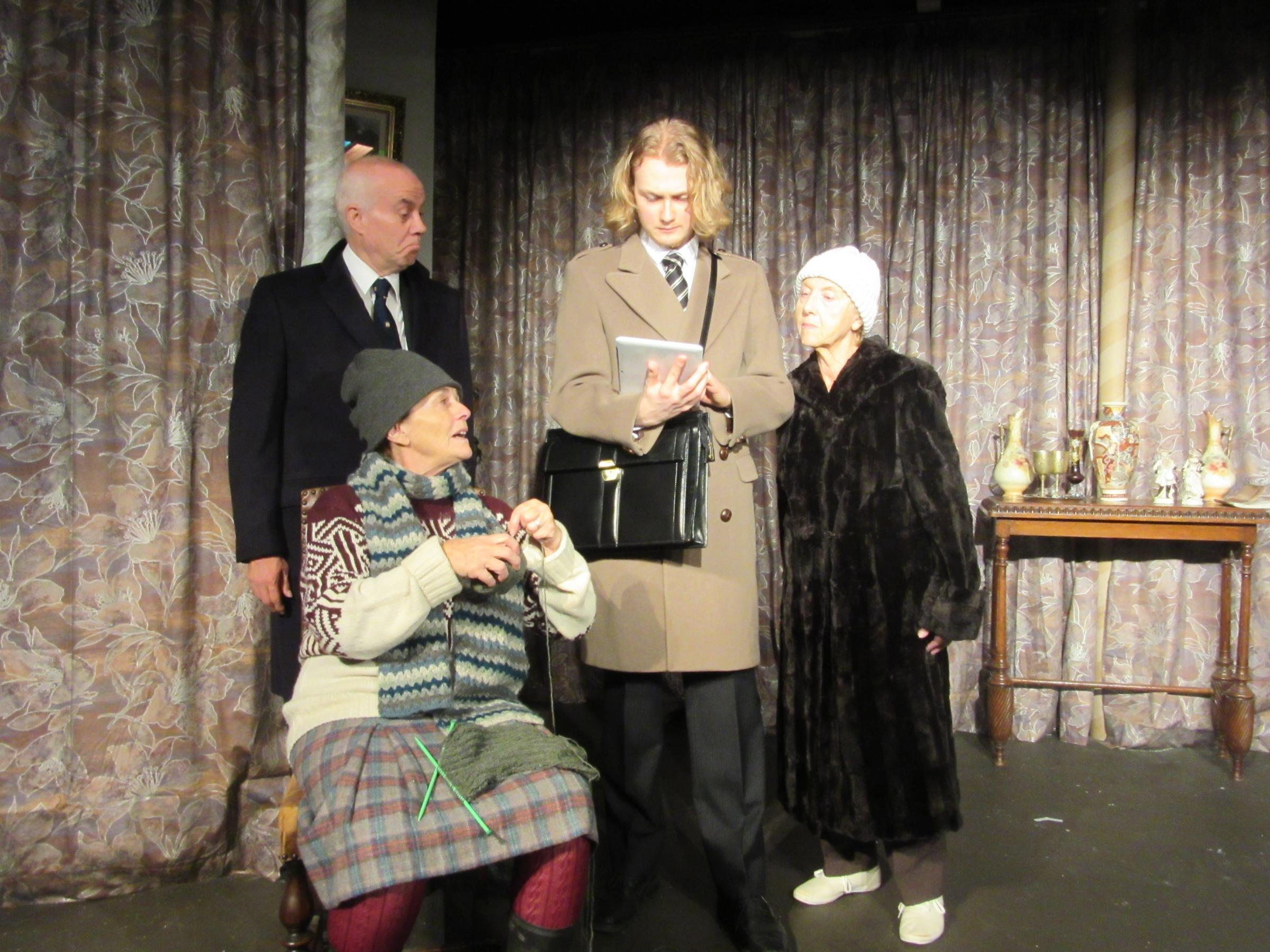 Durham Dramatic Society To Stage Alan Bennett S People The