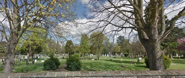 Cemetery death man who was previously attacked with red paint is formally identified