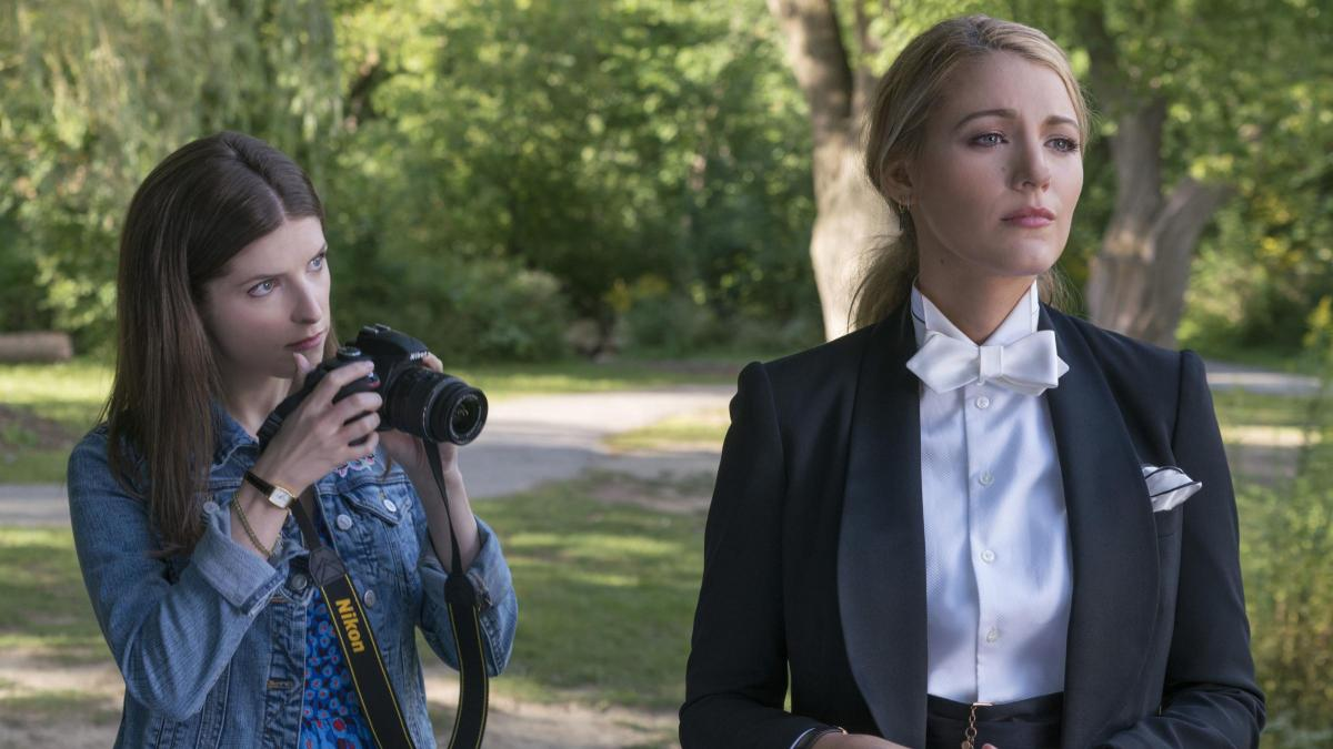 Blake Lively And Anna Kendrick Talk About New Film A Simple