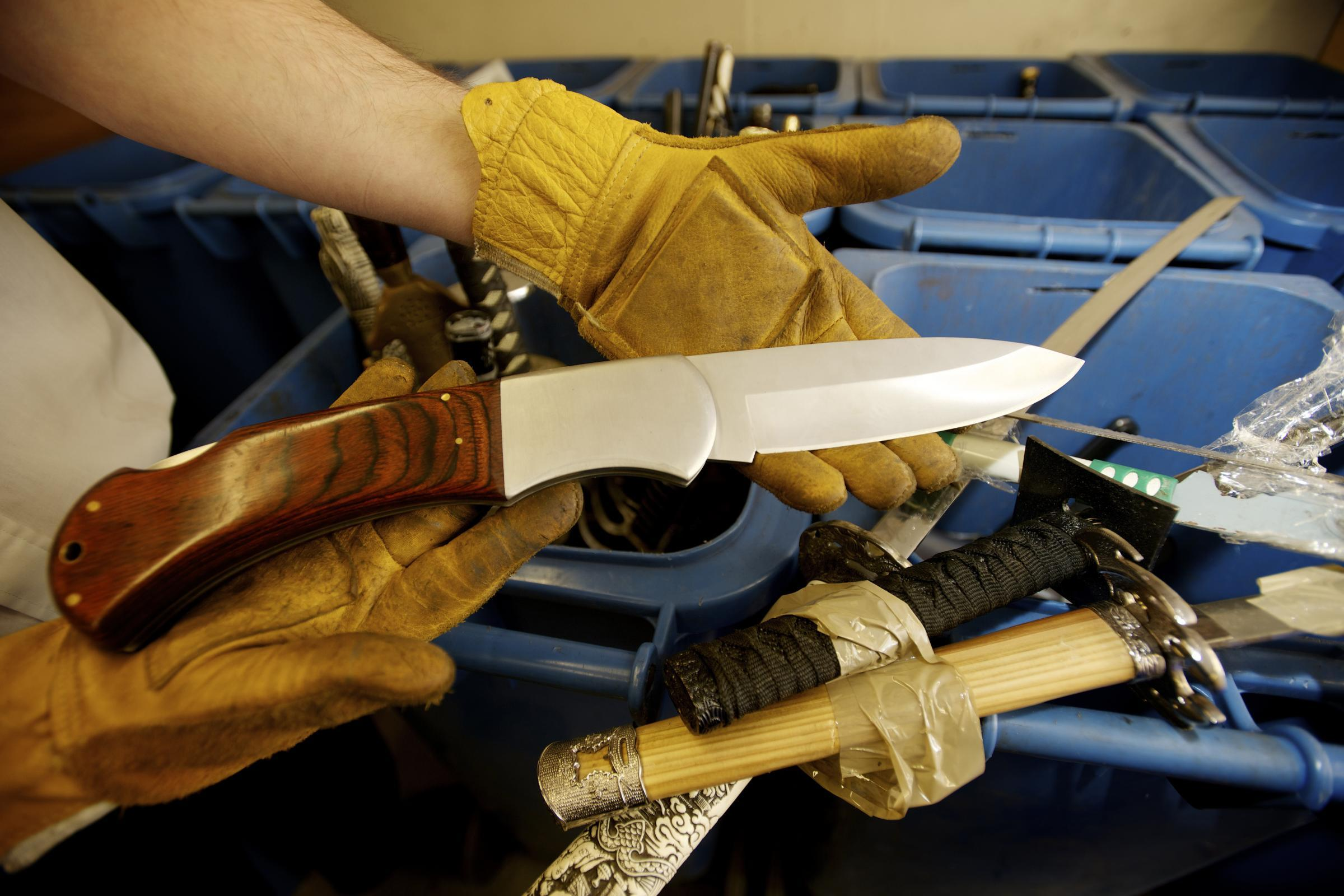 AMNESTY: Durham Police is holding a knife amnesty