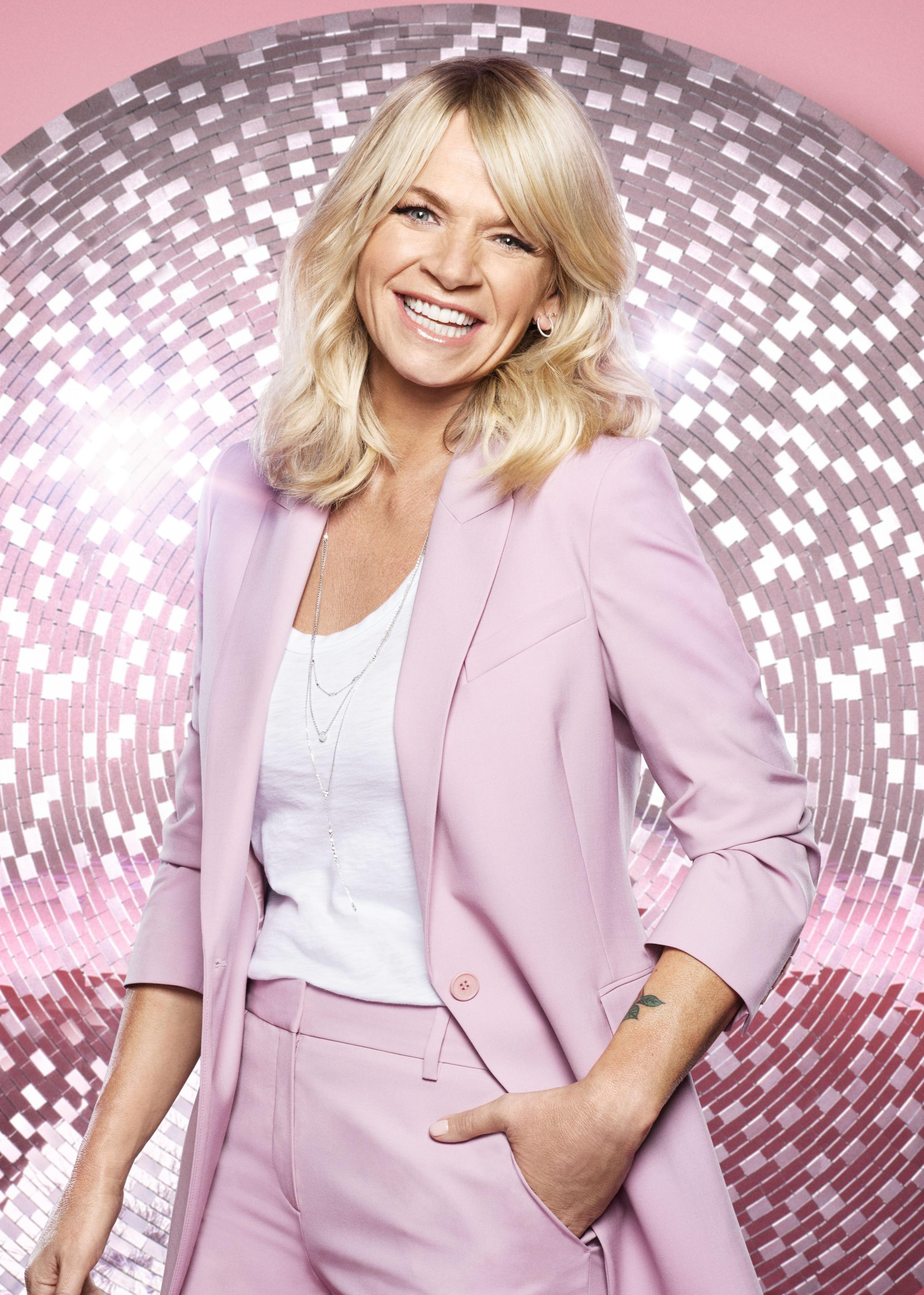 Zoe Ball of It Takes Two