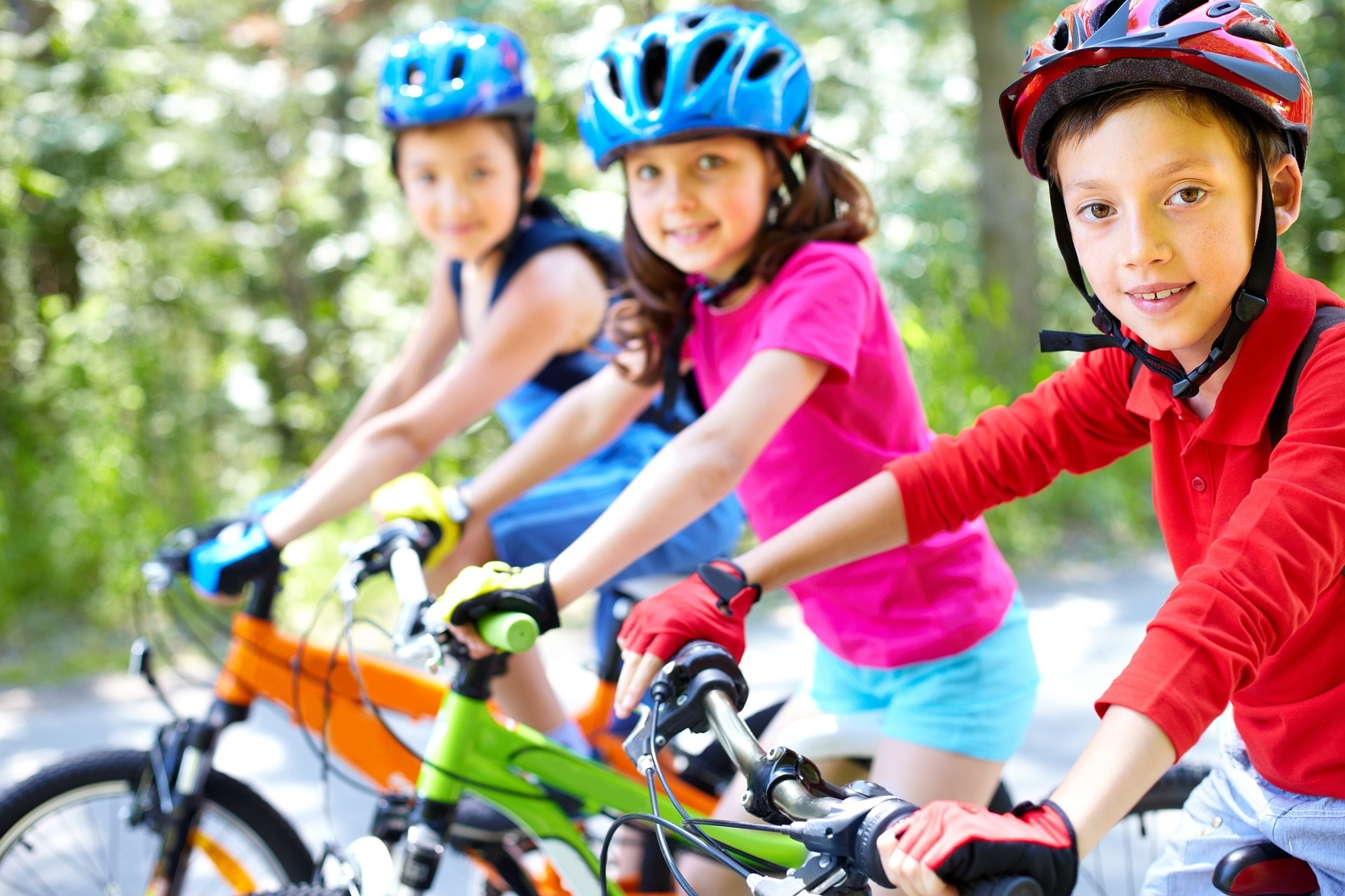 Bikeability teaches children how to cycle safely Picture: Pixabay.com