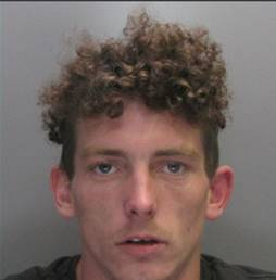 WANTED: Hayden Bowers Picture: BISHOP AUCKLAND POLICE