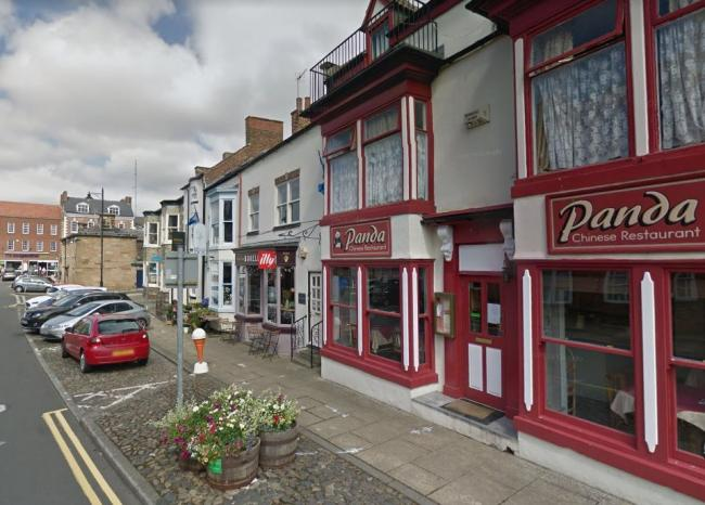 The Panda Chinese restaurant and takeaway on Bridge Road in Stokesley. Picture: GOOGLE