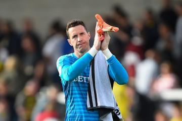 Jon McLaughlin swaps Sunderland for Rangers
