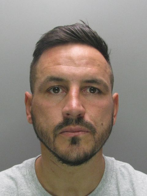 JAILED: Christopher Fothergill
