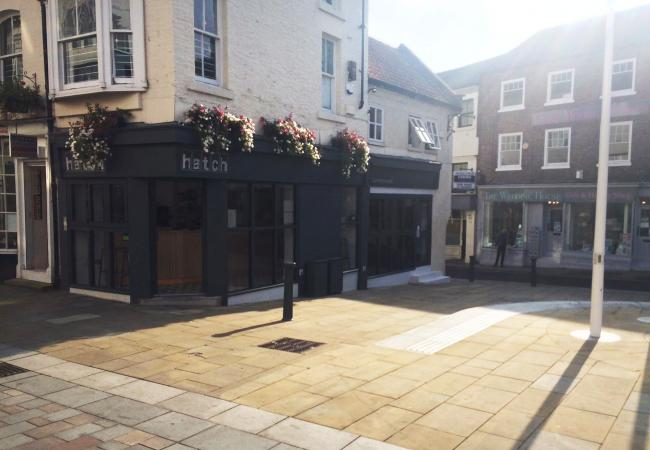 CAFE: Hatch Luncheonette on Blackwellgate