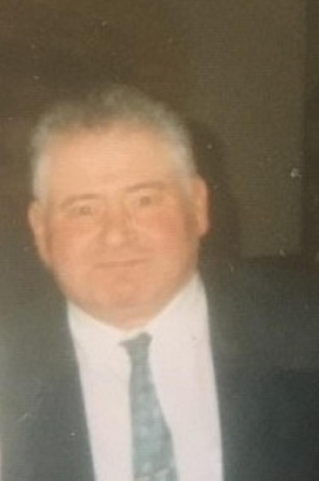 TRIBUTES: Fishmonger Fred Moore died recently.