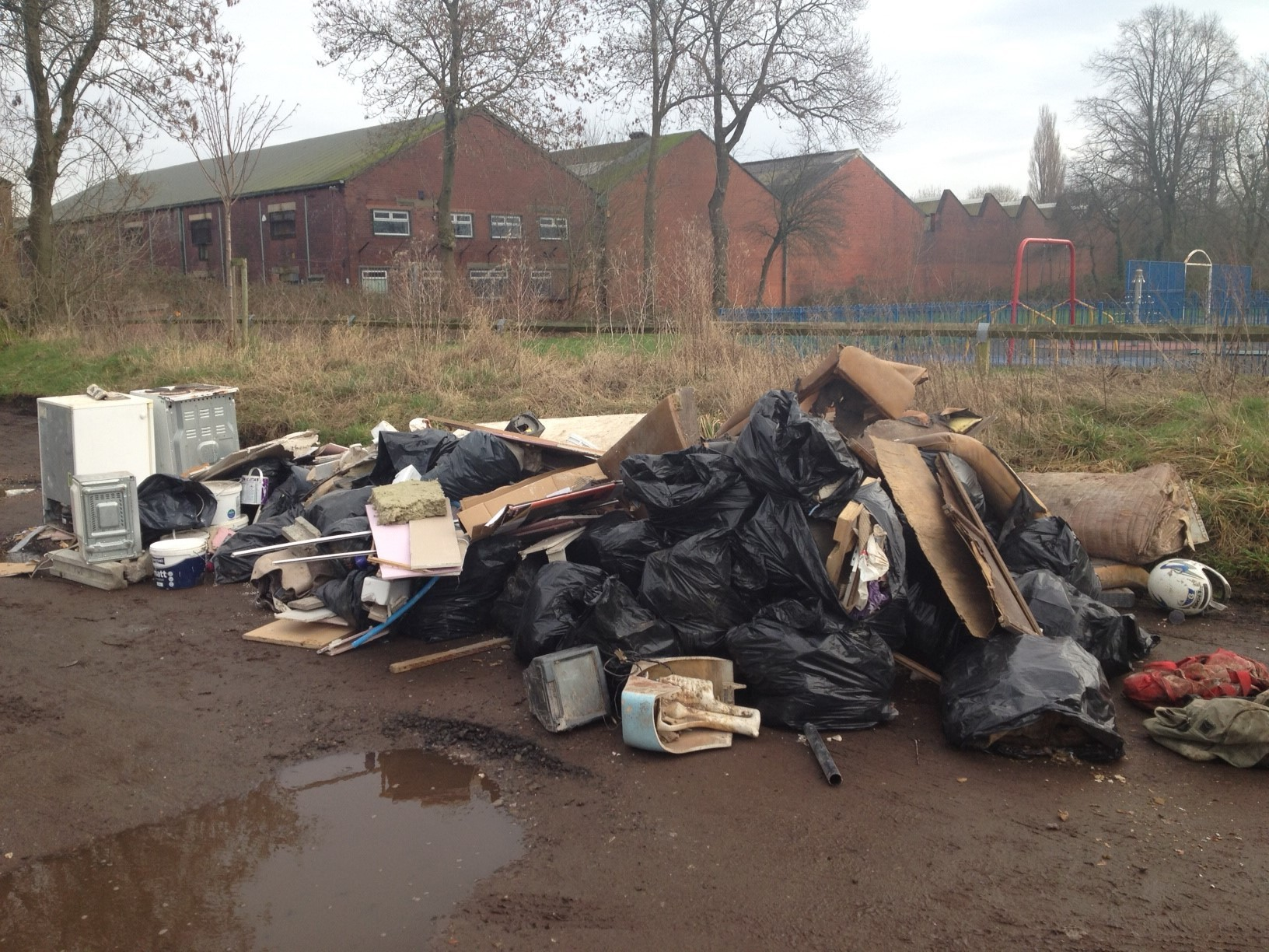 Hambleton District Council has approved fresh fly-tipping enforcement actions