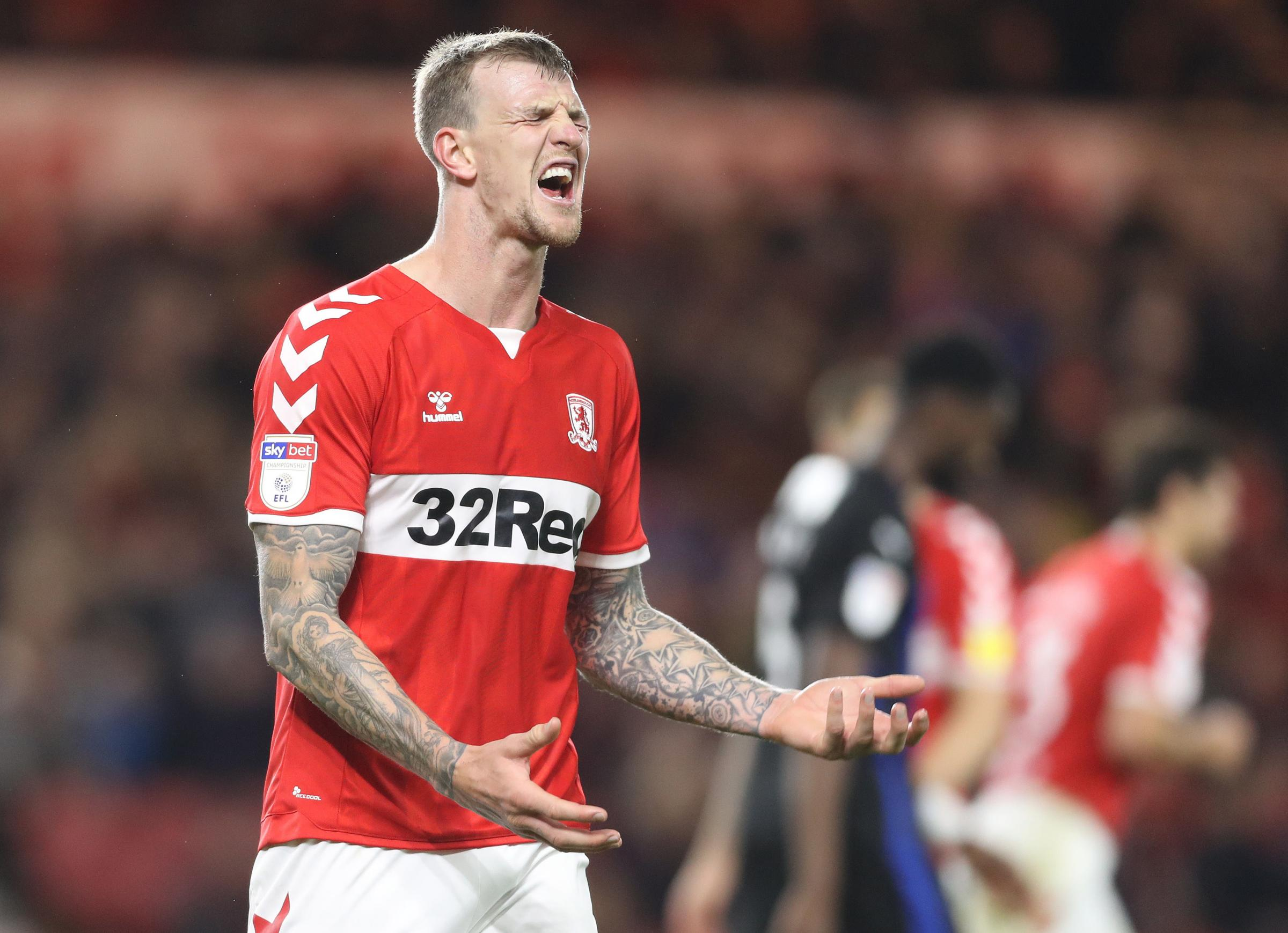 Aden Flint leaving Middlesbrough for Cardiff in £6m deal