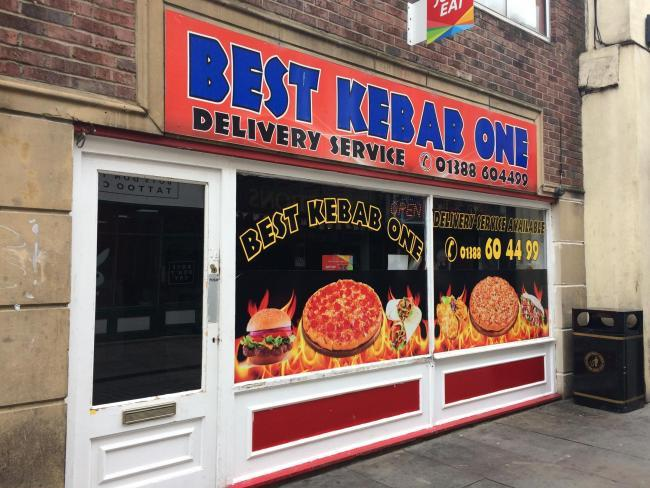 REVOKED: Best Kebab One, on Fore Bondgate, in Bishop Auckland