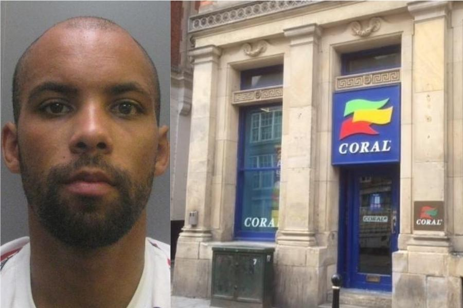 DEDUCTION: Five-months reduced from betting shop robber Matthew Haymer's 49-month prison term