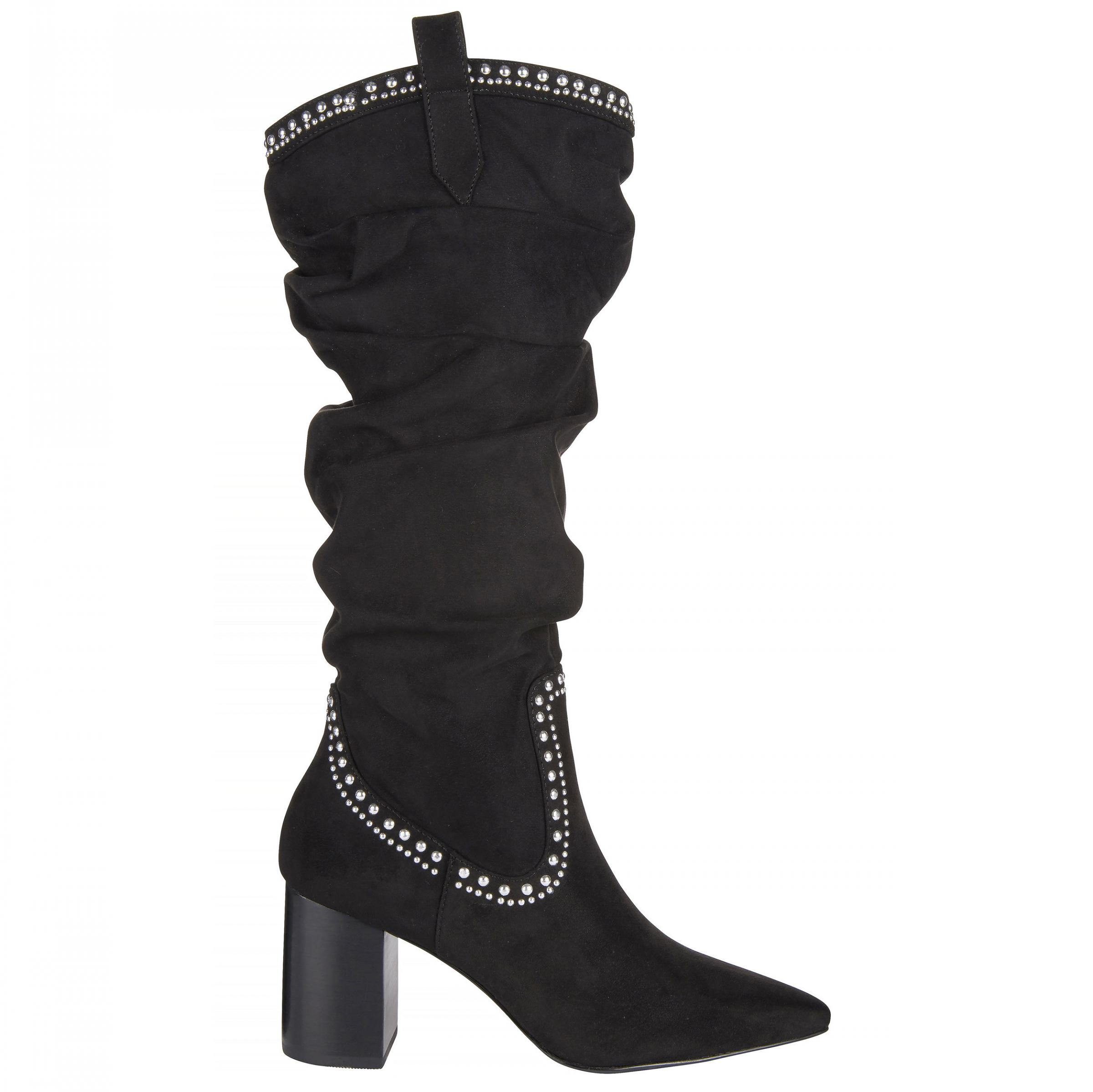 knee-high boots for autumn