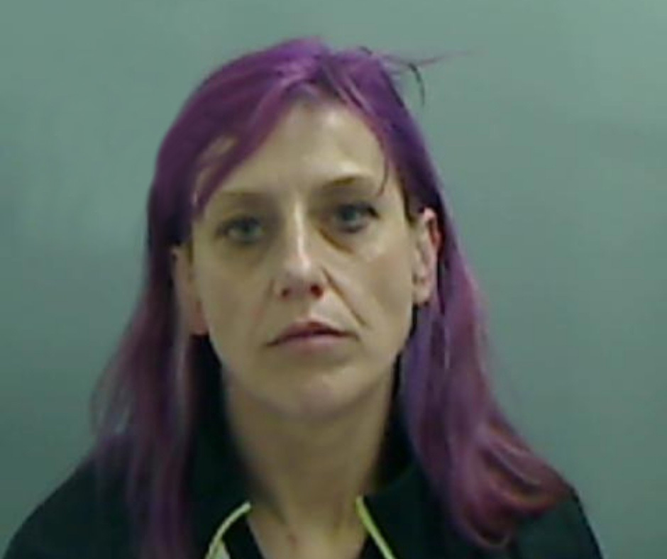 PRISON: Donna Carter was given a 30-month prison sentence Picture: CLEVELAND POLICE